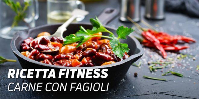 Ricetta Fitness Carne con Fagioli