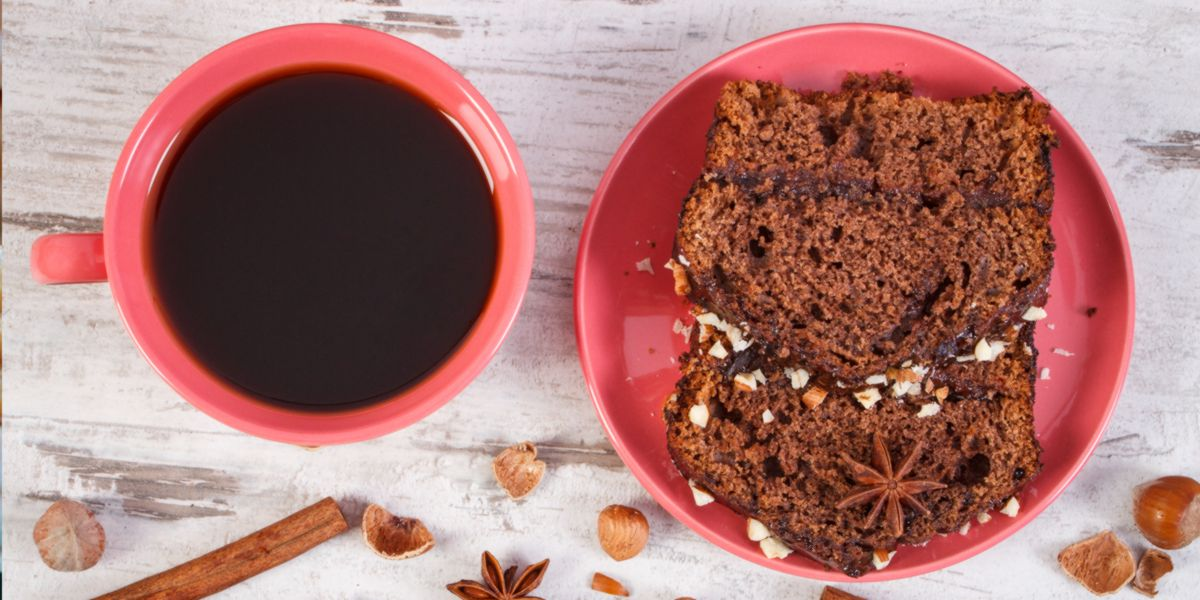 Torta al Burro di Arachidi con Gocce di Cioccolato