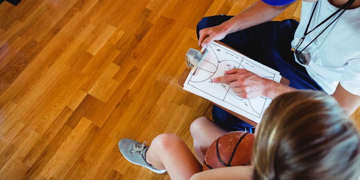 allenamento specifico funzionale basket
