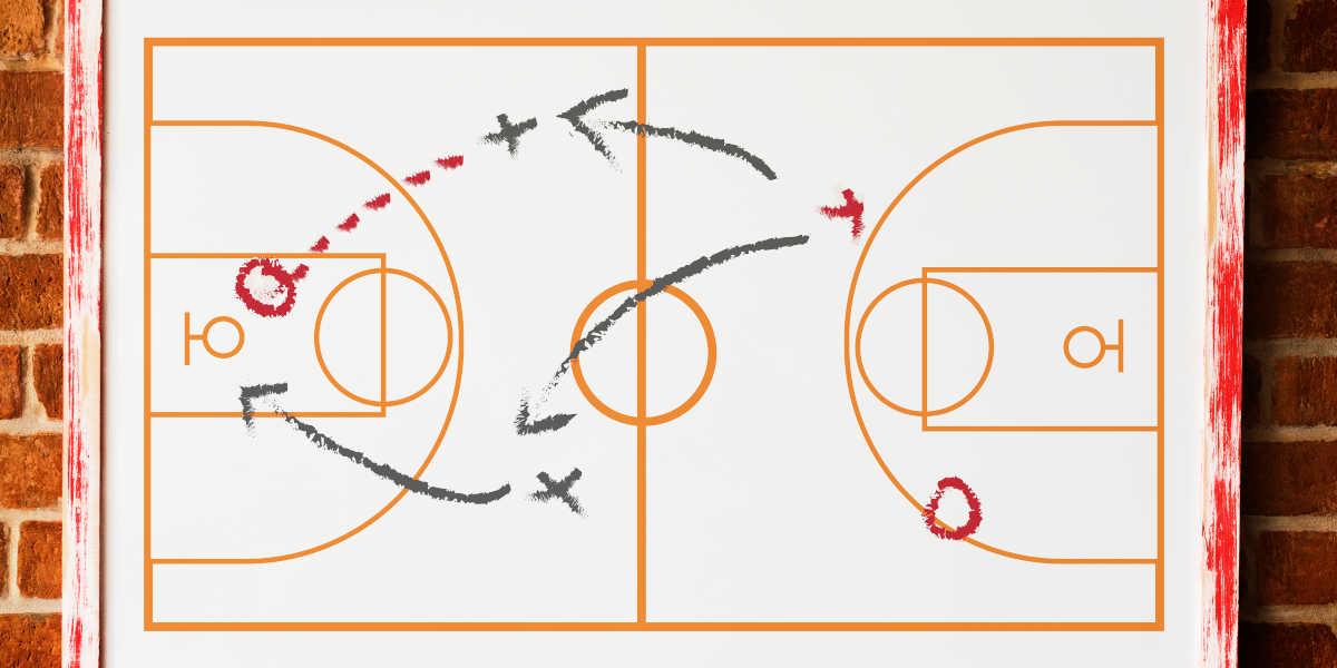 allenamento playmaker basket