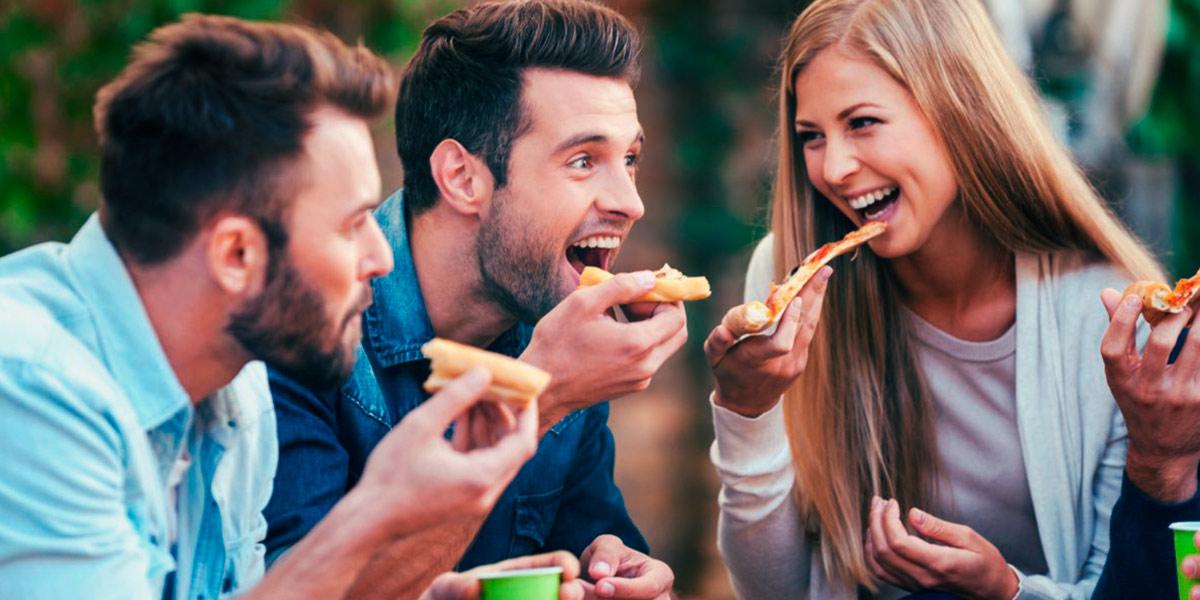 alimenti iperpalatabili eventi sociali