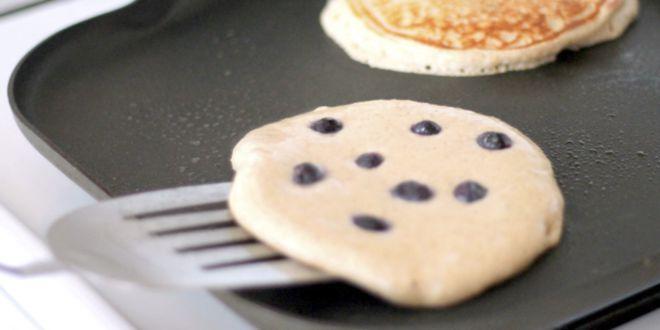 Pancakes Avena e Albumi con Evowhey & Oats