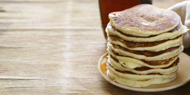 Pancakes al Porridge d'Avena Proteico