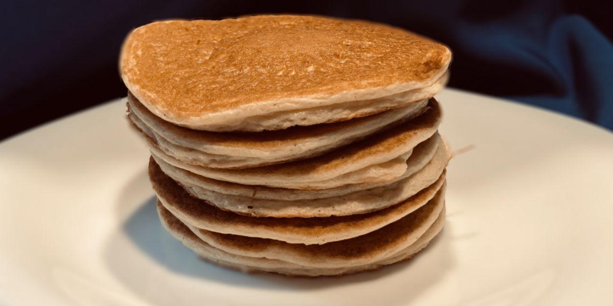 Pancakes d'Avena Low Carb
