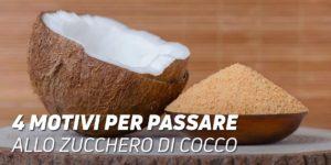 Zucchero di cocco