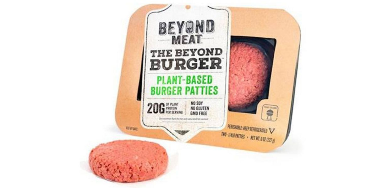 hamburger vegetale beyond