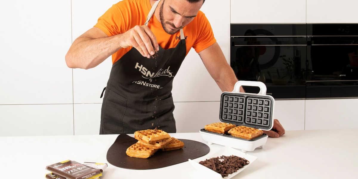 waffles fitness saul craviotto