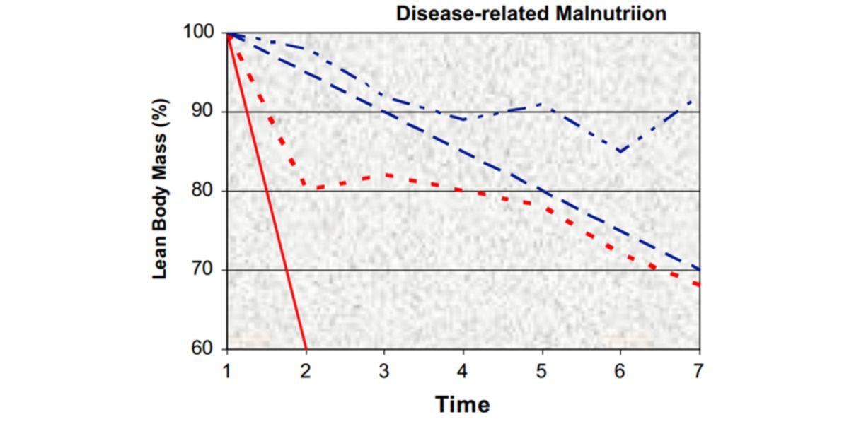 grafico perdita di grasso