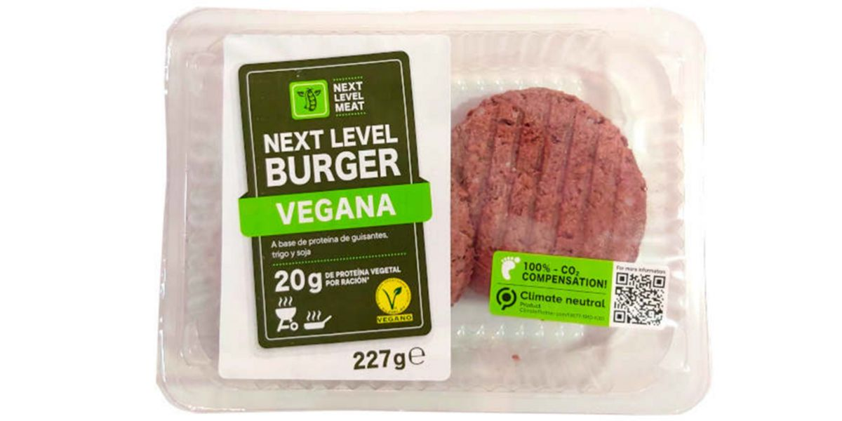 hamburger vegetale next level burger