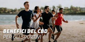 Benefici del CBD
