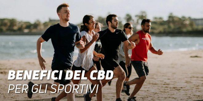 CBD: Nuovo Alleato per gli Sportivi