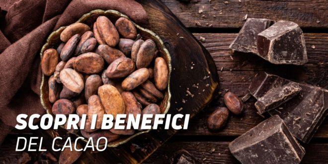 Scopri i Benenfici del Cacao!