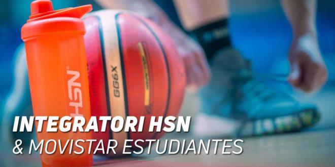 Integratori HSN nello spogliatoio di Movistar Estudiantes, di Dr. Juan José Pérez