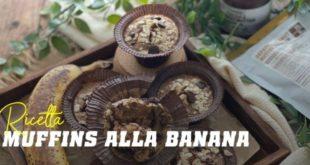 Muffins alla Banana