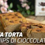 Torta con Chips al Cioccolato
