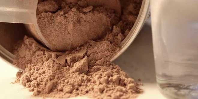 proteina in polvere