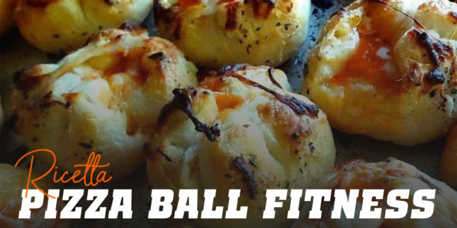 Pizza Ball Fitness