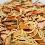 shirataki noodles glucomannano