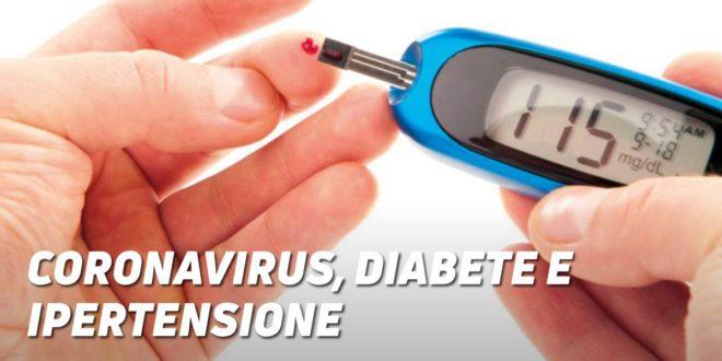Perché i Pazienti con Diabete e Ipertensione sono più vulnerabili al Coronavirus?
