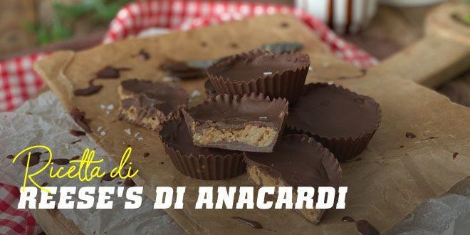 Reese's di Anacardi