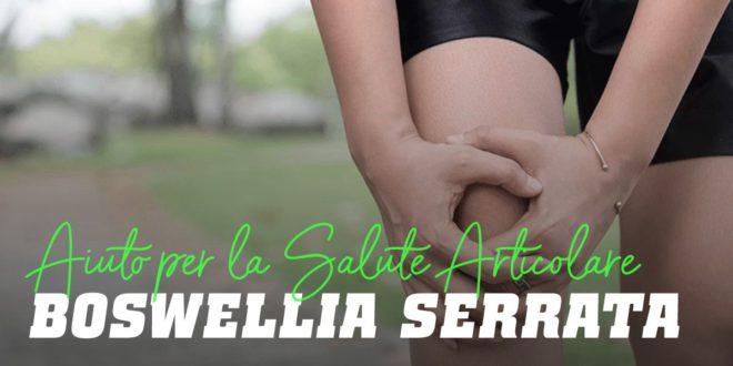 Boswellia Serrata: Rimedio Naturale per il Dolore Articolare