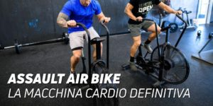 Assault air bike: la macchina cardio definitiva