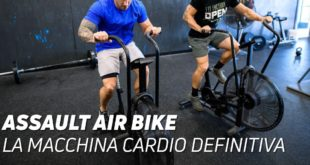 Assault air bike: la macchina cardio definitiva