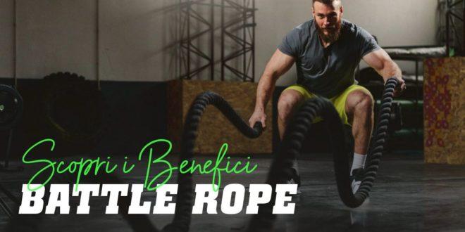 Battle Rope: Scopri i suoi Benefici