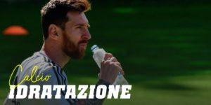 Calcio: idratazione