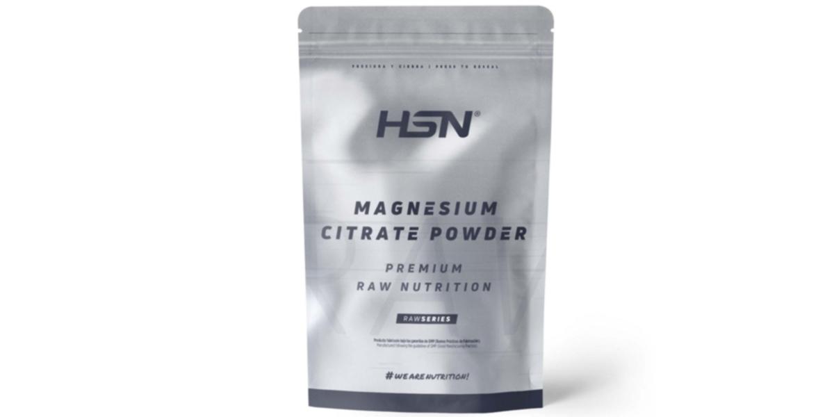 Citrato di Magnesio in polvere