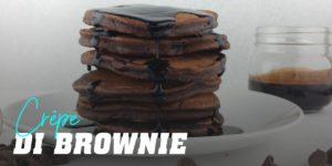 Pancake di Brownie