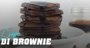 Pancake di Brownie