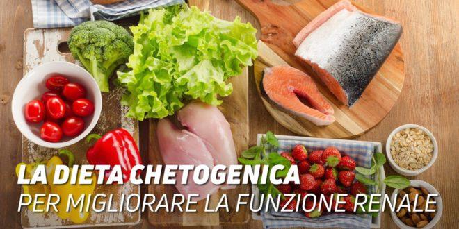Dieta Chetogenica per Migliorare la Funzione Renale