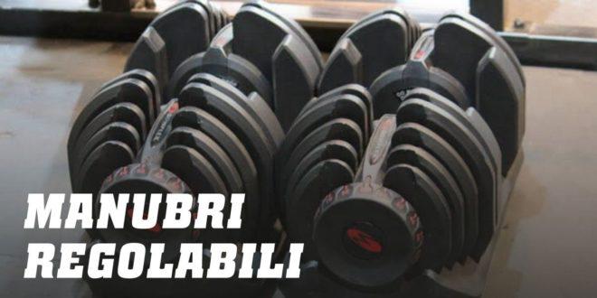 Manubri Regolabili Bowflex SelecTech Dumbbells