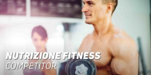 Nutrizione fitness competitor