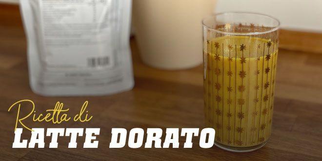 Latte d'Oro con Curcuma