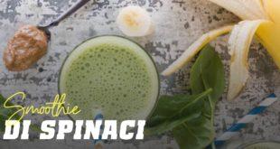 Smoothie di spinaci