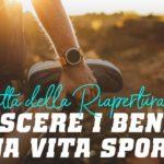 Approfitta della riapertura per conoscere i benefici di una vita sportiva
