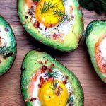 Avocado Ripieni Di Salmone E Uovo