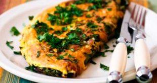 Frittata di Kale e Vitello