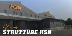 Nuove strutture HSN
