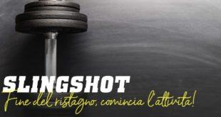 Slingshot: fine del ristagno, comincia l´attivita!