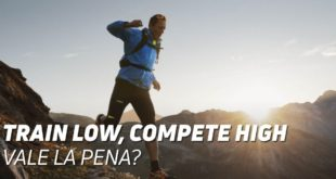 Train low, compete high: vale la pena?