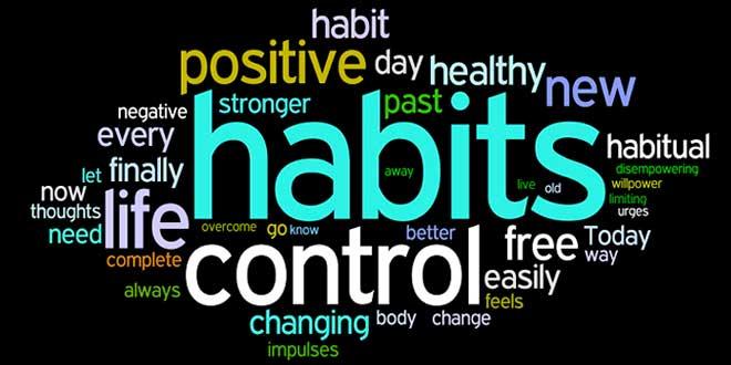 Cambia le tue abitudini