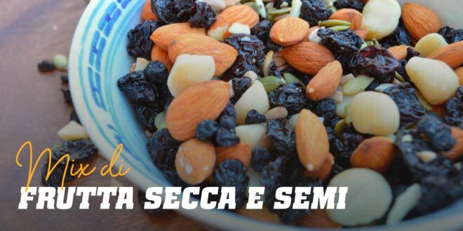 Mix di Frutti Secchi e Semi