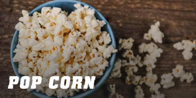 Popcorn di Mais