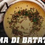 Ricetta crema di batata