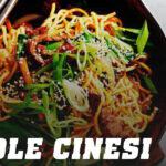 Ricetta noodle cinesi