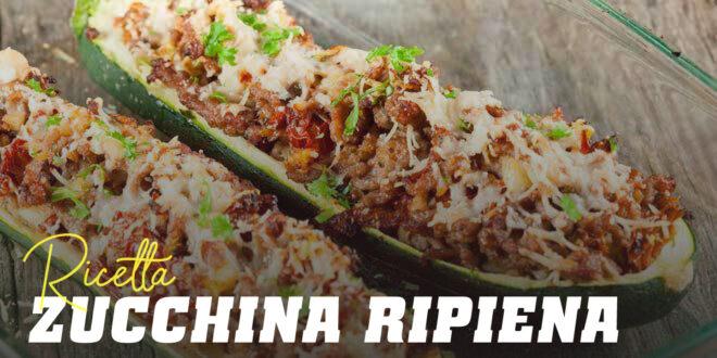Zucchina Ripiena