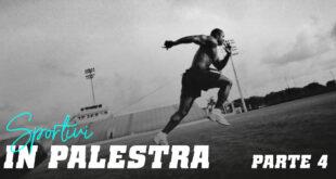 Sportivi in palestra parte 4